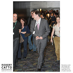 Noah Cowan;Robert Sarkies;Kathleen Drumm at the Toronto International Film Festival 2006 at the Paramount Theatre, Toronto, Ontario, Canada.