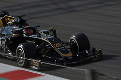 February 19, 2019 - Barcelona, Catalonia, Spain - Danish driver Kevin Magnussen of American team Rich Energy Haas F1 Team driving his single-seater during Barcelona winter test in Catalunya Circuit in Montmelo, Spain  (Credit Image: © Andrea Diodato/NurPhoto via ZUMA Press)