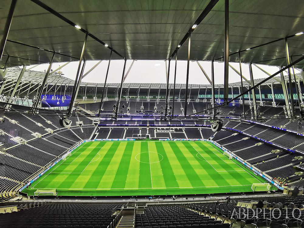 White Hart Lane Tottenham Hotspur FC