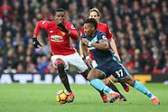 Manchester United v Middlesbrough 311216