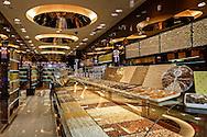 Nut shop in Kadikoy