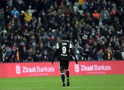 December 14, 2016 - °Stanbul, Türkiye - Vincent Abubakar of Besiktas in soccer match between Besiktas and Kayserispor, the first soccer match since the bombings, in Istanbul, Wednesday, Dec. 14, 2016. On Saturday's twin attacks outside and near the stadium, 44 people mostly police officers died. (Credit Image: © Tolga Adanali/Depo Photos via ZUMA Wire)
