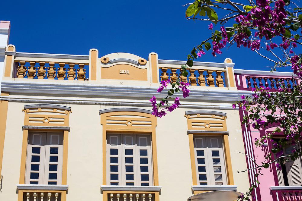 Fortaleza_CE, Brasil.<br /> <br /> Casaroes na rua Dragao do Mar em Fortaleza, Ceara.<br /> <br /> Historical houses in Dragao do Mar street in Fortaleza, Ceara.<br /> <br /> Foto: RODRIGO LIMA / NITRO