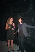 SONIA TABORDA; DONALD MAK, The Tanks at Tate Modern, opening. Tate Modern, Bankside, London, 16 July 2012