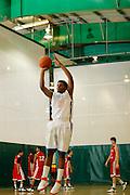 April 8, 2011 - Hampton, VA. USA; Josh Level participates in the 2011 Elite Youth Basketball League at the Boo Williams Sports Complex. Photo/Andrew Shurtleff