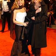 Miljonairfair 2004, Marika de Zwart - van den Brink en vriendin