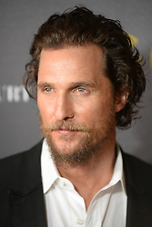 January 17, 2017 - New York, NY, USA - January 17, 2017  New York City..Matthew McConaughey attending The World Premiere of 'Gold' at AMC Loews Lincoln Square 13 theater on January 17, 2017 in New York City. (Credit Image: © Kristin Callahan/Ace Pictures via ZUMA Press)