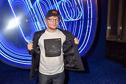 Ed Sheeran at the Warner Music & Ciroc Brit Awards party, Freemasons Hall, 60 Great Queen Street, London England. 22 February 2017.
