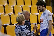 Vitali Michele<br /> Germani Basket Brescia - EA7 Emporio Armani Milano<br /> LegaBasket serieA 2017-2018<br /> Play Off Semifinale Gara4<br /> Brescia 30/05/2018<br /> Foto Ciamillo-Castoria \\ Vincenzo Delnegro