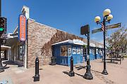 Town Center Gateway Plaza in Bellflower