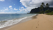 Kaaawa Beach, Windward Oahu, Hawaii