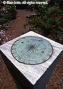 Sundial, Society Hill, Independence National Historical Park, Philadelphia