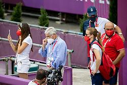 Team Spain, Gavino Carabantes Fransisco, Gavino Mercedes<br /> Olympic Games Tokyo 2021<br /> © Hippo Foto - Dirk Caremans<br /> 30/07/2021