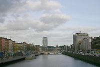 River Liffy, Dublin City, Ireland