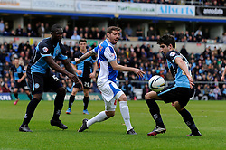 Bristol Rovers' Steven Gillespie - Photo mandatory by-line: Dougie Allward/JMP - Mobile: 07966 386802 26/04/2014 - SPORT - FOOTBALL - High Wycombe - Adams Park - Wycombe Wanderers v Bristol Rovers - Sky Bet League Two