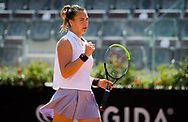 Aryna Sabalenka of Belarus in action during the second round of the 2021 Internazionali BNL d'Italia, WTA 1000 tennis tournament on May 12, 2021 at Foro Italico in Rome, Italy - Photo Rob Prange / Spain ProSportsImages / DPPI / ProSportsImages / DPPI