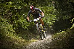 Zle Blaz of Calcit Bike Team during the race of XCO National Championship of Slovenia 2021 on 27.06.2021 in Kamnik, Slovenia. Photo by Urban Meglič / Sportida