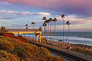 T-Street Beach in San Clemente