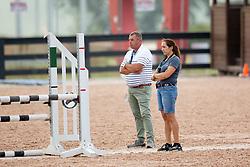 Philippaerts Nicola, BEL, Chilli Willi, Philippaerts Ludo, BEL<br /> World Equestrian Games - Tryon 2018<br /> © Hippo Foto - Sharon Vandeput<br /> 20/09/2018