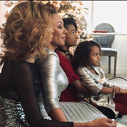 """Melanie Brown releases a photo on Instagram with the following caption: """"My girls are my everything!\nI am so proud to be a Patron for Women\u2019s Aid, as I know what it is like to be controlled abused and humiliated by your partner. I lived with this for over ten years, I never told anybody I was way too embarrassed and I didn\u2019t think anyone would believe me,but now I am finally free from my marriage, better late than never, since leaving i feel it\u2019s my personal duty and calling to be able to help other women and children to be free from a life of fear. The best thing you can do right now is give us a donation of whatever you can afford at\u00a0www.womensaid.org.uk/donate\u00a0it can be just a one time donation or monthly if possible,thank you in advance to you all fir making a difference as it all counts,I cannot stress enough how important your offer (whatever the amount) really does make a difference, the difference for these women and children is between life and death literally, so if you or anyone you no need help support or advice pls pls pls don\u2019t hesitate to contact\u00a0www.womensaid.org.uk it\u2019s never too late!\n\u00a0#stopabuse #yournotalone #brutallyhonest"""". Photo Credit: Instagram *** No USA Distribution *** For Editorial Use Only *** Not to be Published in Books or Photo Books ***  Please note: Fees charged by the agency are for the agency's services only, and do not, nor are they intended to, convey to the user any ownership of Copyright or License in the material. The agency does not claim any ownership including but not limited to Copyright or License in the attached material. By publishing this material you expressly agree to indemnify and to hold the agency and its directors, shareholders and employees harmless from any loss, claims, damages, demands, expenses (including legal fees), or any causes of action or allegation against the agency arising out of or connected in any way with publication of the material."""