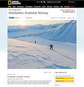 National Geographic Traveler: Daily Travel Photo (1 February 2016)