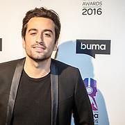 NLD/Hilversum/20160215 - Buma Awards 2016, Dotan
