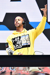 Marvin Humes during Capital's Summertime Ball with Vodafone at Wembley Stadium, London. This summer's hottest artists performed live for 80,000 Capital listeners at Wembley Stadium at the UK's biggest summer party. Performers included Camila Cabello, Shawn Mendes, Rita Ora, Charlie Puth, Jess Glyne, Craig David, Anne-Marie, Rudimental, Sean Paul, Clean Bandit, James Arthur, Sigala, Years & Years, Jax Jones, Raye, Jonas Blue, Mabel, Stefflon Don, Yungen and G-Eazy