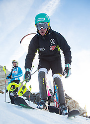 07.10.2013, Moelltaler Gletscher, Flattach, AUT, DSV Medientag, im Bild Felix Neureuther // Felix Neureuther during the media day of German Ski Federation DSV at Moelltaler glacier in Flattach, Austria on 2013/10/07. EXPA Pictures © 2013, PhotoCredit: EXPA/ Johann Groder