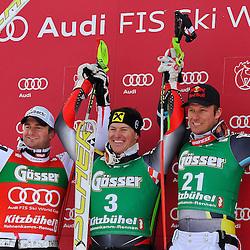 20110121: AUT, FIS World Cup Ski Alpin, Men Super-G, Kitzbuehel