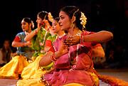 Performances during the Jaipur Heritage Festival