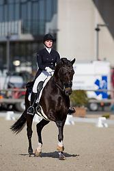 Verweij Romy, NED, Alibi<br /> CDI3* Opglabbeek<br /> © Hippo Foto - Sharon Vandeput<br /> 24/04/21