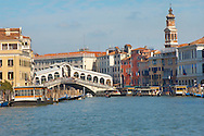 Rialto Bridge - Venice Italy .<br /> <br /> Visit our ITALY HISTORIC PLACES PHOTO COLLECTION for more   photos of Italy to download or buy as prints https://funkystock.photoshelter.com/gallery-collection/2b-Pictures-Images-of-Italy-Photos-of-Italian-Historic-Landmark-Sites/C0000qxA2zGFjd_k
