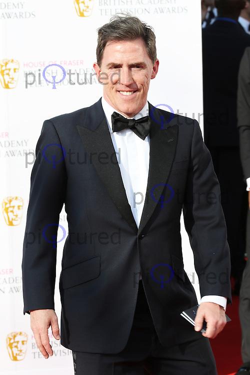 Rob Brydon, British Academy (BAFTA) Television Awards, Royal Festival Hall, London UK, 08 May 2016, Photo by Richard Goldschmidt