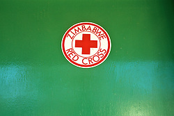 Zimbabwe Red Cross Sign