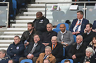 Jose Mourinho in the crowd during the Sky Bet Championship match between Brighton and Hove Albion and Middlesbrough at the American Express Community Stadium, Brighton and Hove, England on 19 December 2015. Photo by Phil Duncan.