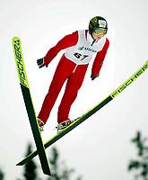 Hopp, 2. mars 2003, Junior-NM, Kim Arild Tandberg, Vikersund, ble nummer seks