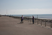 Bexhill on Sea. 26 April 2020