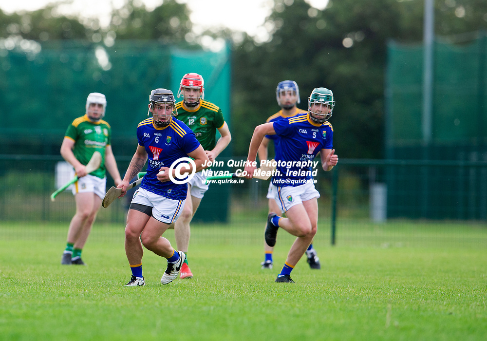 13-07-21. Meath v Wicklow - Leinster U-20 B Hurling Championship (Richie McElligott Cup) 2021 at St. Loman's Park, Trim.<br /> Eoin Kavanagh, Wicklow in action against Meath in the Leinster U-20 B Hurling Championship (Richie McElligott Cup) 2021<br /> Photo: John Quirke / www.quirke.ie<br /> ©John Quirke Photography, 16 Proudstown Road, Navan. Co. Meath. (info@quirke.ie / 046-9028461 / 087-2579454).