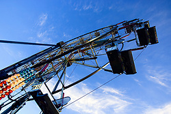 July 21, 2019 - Ferris Wheel (Credit Image: © Richard Wear/Design Pics via ZUMA Wire)