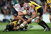 Ben Mowen. NSW Waratahs v Hurricanes. 2010 Super 14 Rugby Union round 14 match played at the Sydney Football Stadium, Moore Park Australia. Friday 14 May 2010. Photo: Clay Cross/PHOTOSPORT