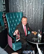 ROBIN ANDERSON, Book launch for La di da di Bloody Da! by Robin Anderson. Fleming's cocktail bar. Half Moon St. London. 8 Feb 2010.