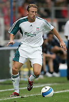 Liverpools Jan Kromkamp. © Urs Bucher/EQ Images