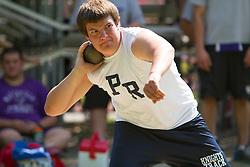 boys shot put, Maine State Track & FIeld Meet - Class B