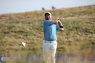 Damien McGrane (IRL) drives down the 17th during the re-commenced Round One of the 2015 Alstom Open de France, played at Le Golf National, Saint-Quentin-En-Yvelines, Paris, France. /03/07/2015/. Picture: Golffile | David Lloyd<br /> <br /> All photos usage must carry mandatory copyright credit (© Golffile | David Lloyd)