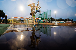 3000m Steeplechase during day one of the 2020 Slovenian Cup in ZAK Stadium on July 4, 2020 in Ljubljana, Slovenia. Photo by Grega Valancic / Sportida
