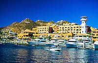 The Marina, Cabo San Lucas, Los Cabos, Baja California, Mexico