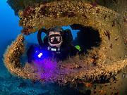 USCGC Spar Shipwreck, NC