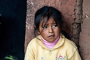 Argentina, indigenous girl