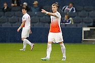 13 December 2015: Clemson's Kyle Fisher. The Clemson University Tigers played the Stanford University Cardinal at Sporting Park in Kansas City, Kansas in the 2015 NCAA Division I Men's College Cup championship match. Stanford won the game 4-0.