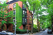 Willow Street, Brooklyn Heights, Brooklyn, New York